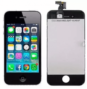 Tela Touch Display LCD Frontal Iphone 4S A1387 A1431