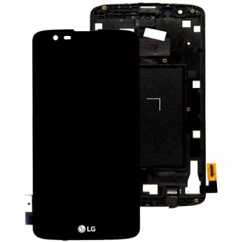 Tela Touch Display Lcd Frontal Lg K7 X210 X210ds