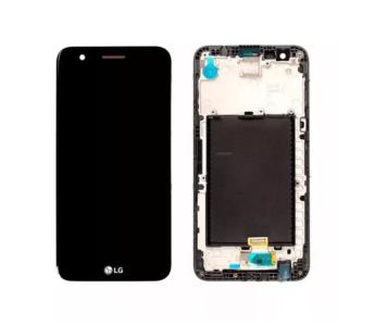 Tela Touch Screen Display LCD LG K10 Novo 2017 M250ds