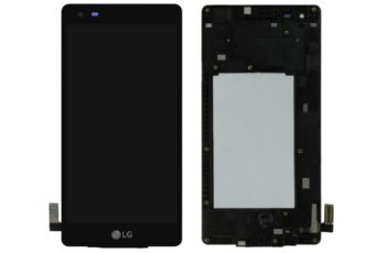 Tela Touch Screen Display Lcd Lg X Style K200