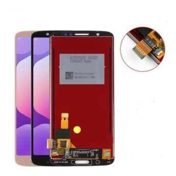 Tela Touch Lcd Display Frontal Motorola Moto G6 Plus Xt1926