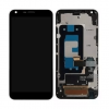 Tela Modulo Frontal Display Lcd Touch Lg Q6+ Q6 M700