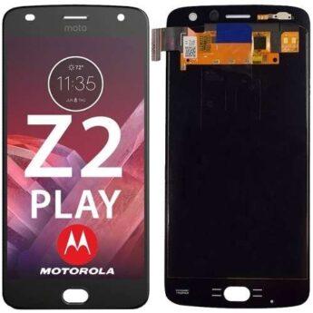 Display Tela Touch Frontal Lcd Motorola Moto Z2 Play Xt1710