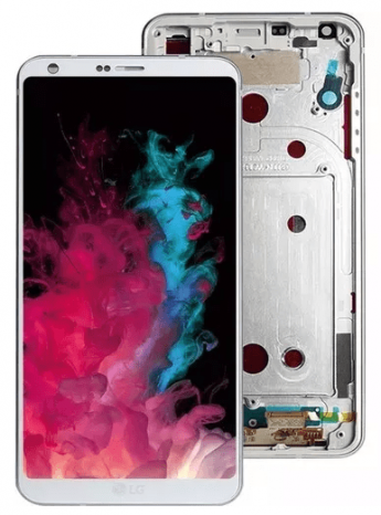 Tela Frontal Touch Display Lcd Lg G6 H870 H80ds