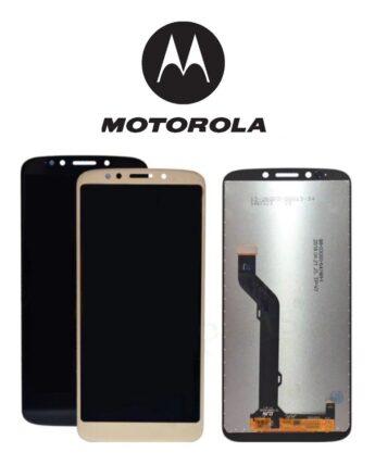 Display Tela Touch Frontal Lcd Moto E5 Plus Xt1924