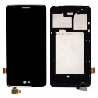 Tela Display Lcd Touch Lg K8 Novo 2017 X240ds X240f
