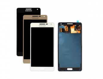 Tela Touch Lcd Display Galaxy A5 Sm-A500 Com Brilho