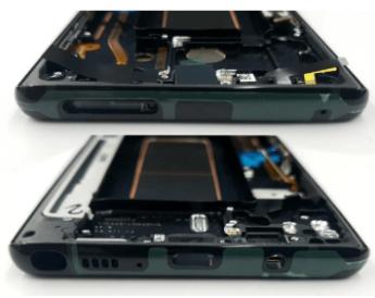 FRONTAL SAMSUNG GALAXY Note 8 SM-N950F