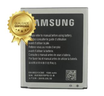 Bateria Ace G313 G316 G318 Compatível J105 7562 81901 1500mAh
