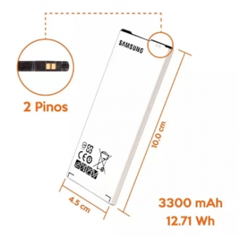 Bateria Samsung A7 2016 A710 EB-BA710