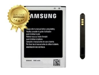 Bateria Samsung Galaxy S4 Mini Gt-I9192 B500AE 1900 mAh