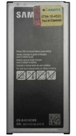 Bateria Samsung SM-J510 Original J5 Metal