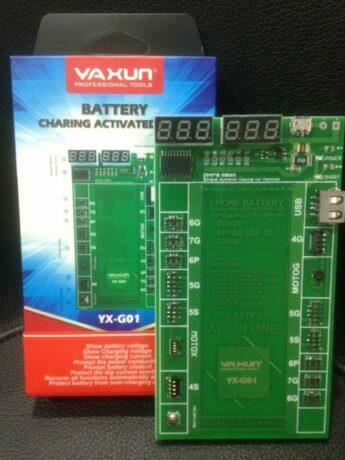 Placa Reativadora de Baterias Yaxun Yx G01