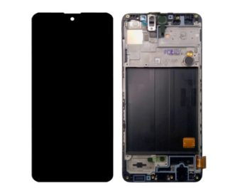 Display Frontal Touch Lcd Samsung Galaxy A51 A515 Original Com Aro