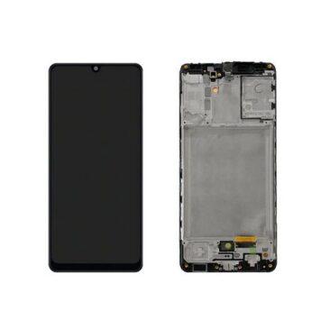 Tela Frontal Display Touch Samsung Galaxy A31 A315 Original