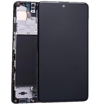 Display Frontal Touch Lcd Samsung Galaxy A51 A515 Incell C/aro