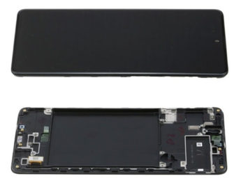 Display Frontal Touch Lcd Samsung Galaxy A71 A715 Incell C/aro