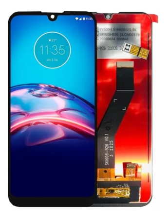 Tela Display Lcd Frontal Moto E6s Xt2053