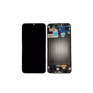 Display Lcd Tela Touch Frontal Galaxy A30 A305 Incell Com Aro