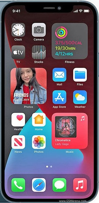 Display Tela Touch Frontal iPhone 12 Pro Max