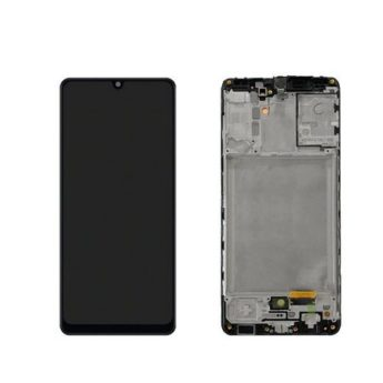 Tela Frontal Display Touch Samsung Galaxy A31 A315 Incell C/aro