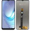 Tela Frontal Touch e Display Lcd Motorola Moto G50 Xt2137
