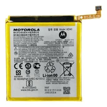Bateria Motorola Moto G8 Plus XT2019 KD40