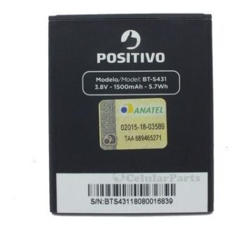 Bateria Positivo S431