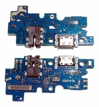Flex Conector De Carga Samsung A30s A307
