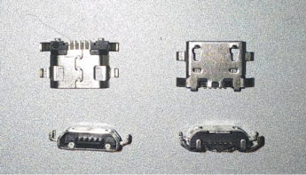 Conector de Carga Motorola Moto C XT1750